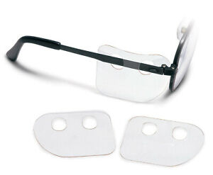 Radians Side Shields 99700 Slip on Clear Multi Packs New Free Shipping