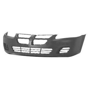 For Dodge Stratus 2004 2006 Sherman 137 87 9 Front Bumper Cover