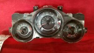 Speedometer Cluster Lx Us Market Fits 03 05 Element 1690