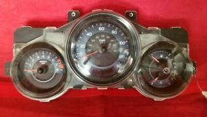 Speedometer Cluster Lx Us Market Fits 03 05 Element 1689