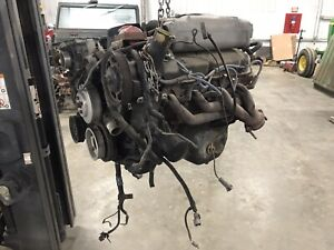 05 Ford Mustang Gt 5 0 302 Ho Complete Engine