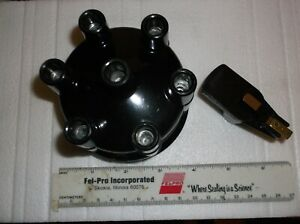 Mopar Distributor Cap Ch 219 Rotor Ch308 Chrysler Vehicles 6 Cyl Nib Usa Made