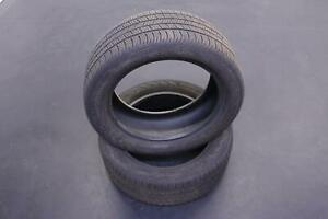 2 Tires Continental Contiprocontact Ssr 225 50 17 225 50 R17 Used 7 32 Wear