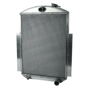 For Chevy Fleetmaster 41 46 Afco Street Rod Performance Radiator W Fan