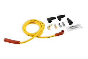 Accel 170500 Single Wire Replacement Kit Staight And 90 Spark Plug Boots