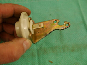 Nos Choke Pull Off Rochester 7041822 Gm Chevy 2bc 283 2gc