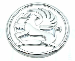 Genuine Vauxhall Griffin Boot Badge Opel Rear Emblem For Agila B 2008 2014