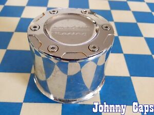 American Racing Wheels 77 Used Chrome Center Cap 7342109941 qty 1