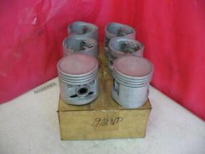 1954 62 261 Chevy Trk Pistons 92np 040