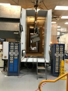 Nordson 524 Reclaim Powder Booth System 4 X 8 Opening Refurbished Warranty