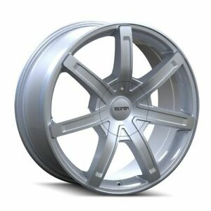 Four 4 17x7 5 Touren Tr65 Et 40 Silver 5x108 5x114 3 Wheels Rims