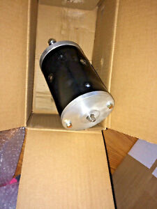 Siren Motor For Federal Signal Q Series And Warfieldw7905 W7902