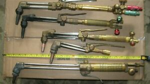 5 Welding Torches And Tips Well Made Heavy Duty