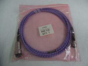 Gore Anritsu 806 138 Megaphase 7ghz 10 Ft 3m Nm 7 16m Test Cable new