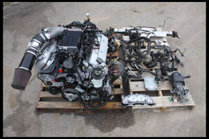 Kenne Bell Supercharger 03 04 Ford Mustang Cobra Terminator 4 6 T56 Trans Engine