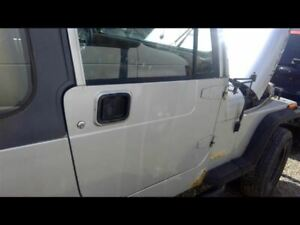 Passenger Right Front Door Full Door Fits 94 95 Wrangler 627752