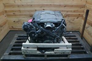 6 2l V8 Lt1 Dropout Engine Assembly Chevrolet Corvette C7 2014