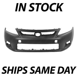 New Primered Front Bumper Cover Replacement For 2011 2012 2013 Scion Tc 11 12 13