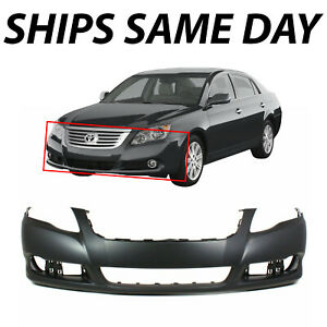 New Primered Front Bumper Cover Replacement For 2008 2010 Toyota Avalon 08 10