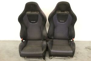 2003 2005 Mitsubishi Lancer Evolution 8 Oem Lh Rh Front Seats Wear 7