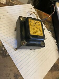 Stancor Pm 8406 325 0 325 650v Ct 5v 6 3v Ct Tube Power Transformer Used