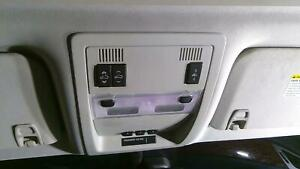 07 11 Sierra Silverado Overhead Roof Console W Homelink And Sunroof