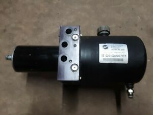Used Western Suburbanite Fisher Homesteader Hydraulic Pump 46802 Snow Plow Unit