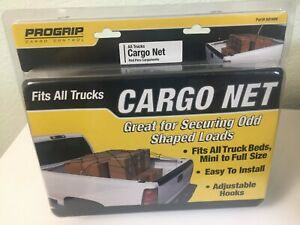 progrip 901400 Pick up Cargo Net Fits All Trucks Easy To Install
