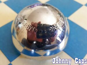 American Racing Wheels 42 Used Chrome Center Cap 1242100041 Used Cap qty 1