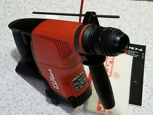 Hilti Te 7 a Cordless Rotary Hammer Drill Tool Only brand New