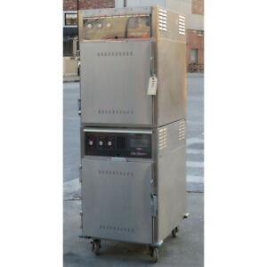 Hatco Csc 5 2m Cook Hold Oven Used Very Good Condition