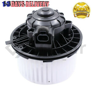 A c Heater Blower Motor W Fan Cage Fits Chevrolet Gmc Cadillac Hummer