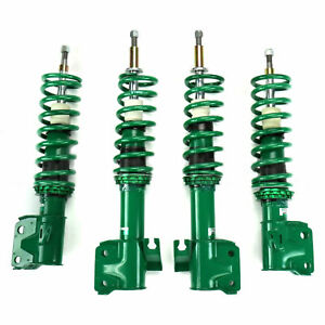 Tein Street Advance Z Coilovers For 1994 2001 Acura Integra dc2 dc4