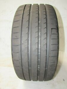 Yokohama Advan Sport V105 265 35zr20 99y Tire Tread Depth 7 32 66 70 Life W 010