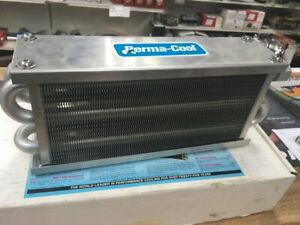 Perma Cool 6 Pass Competition Aluminum Fluid Oil Transmission Cooler