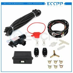 Wireless Remote 2 5 3 Vacuum Actuator Exhaust Cutout Dump Valve Controller Set