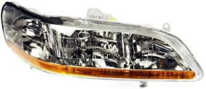 Fits 1998 2000 Honda Accord Passenger Front Headlight Assembly