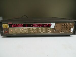 Keithley Model 236 High Voltage Current Source measure Sourcemeter Unit Nw1