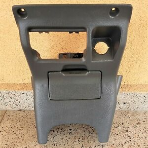 Gray Center Console Ashtray Pocket Genuine Honda Civic Eg 92 95 Vti Sir Eg6 Eg9