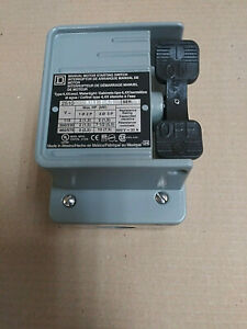 New Square D 2510kw1 Motor Starting Switch