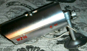 Bosch Wz16 Color Hi res Bullet Camera Orig Powered By Extreme Cctv