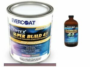 Evercoat 740 Optex 4 1 Polyester Primer Surfacer Built In Guide Coat Gallon Kit