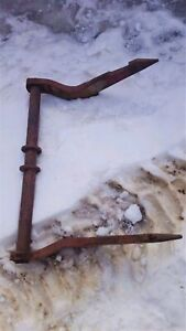 Farmall Tractor Ih 2pt Fast Hitch Draw Bar International Harvester