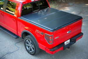 Leer Trilogy 65fft Tonneau Folding Cover Fits 2008 Ford F 150 6 5 Ft