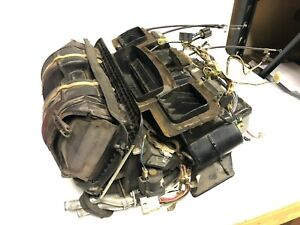 Bmw E30 Complete Heater Core