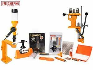 Lyman Brass Smith All-American 8 Reloading Press Kit