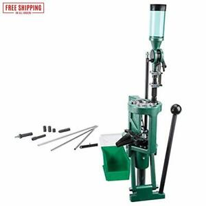 RCBS 88910 Pro Chucker 5 Progressive Reloading Press Green Free Shipping !!!