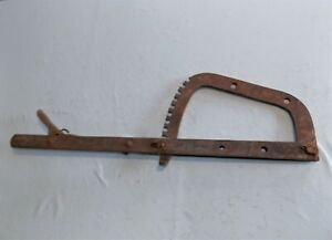 Vintage Farm Implement Ratcheting Multi Position Lifting Arm Plows Cultivator