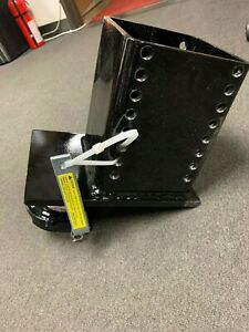 Popup Industries Rv1 Fifth Wheel To Gooseneck Adapter Lower Unit Only