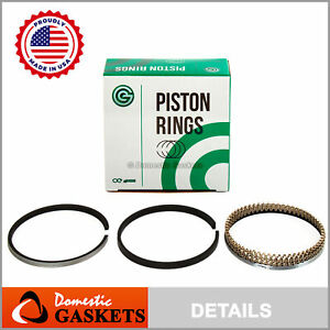 Made In Usa Piston Rings Fit 91 97 Toyota Previa Supercharged 2 4l 2tzfe 2tzfze